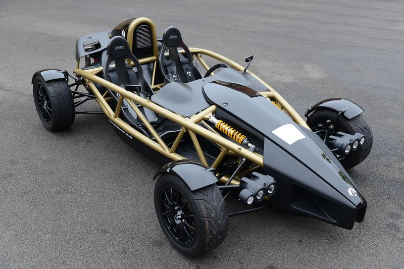 Ariel Atom 3,5 - 245 hk