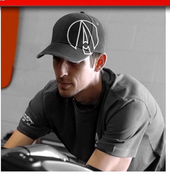 Ariel Atom big logo cap