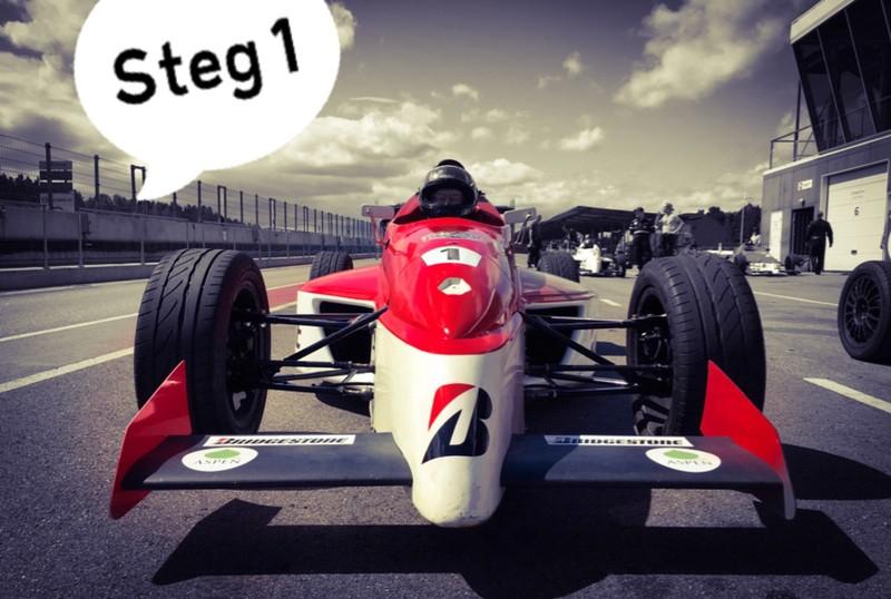Bli racerförare för en dag