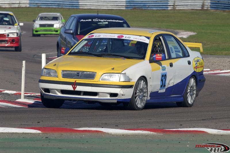Volvo S40 Challenge racetaxi