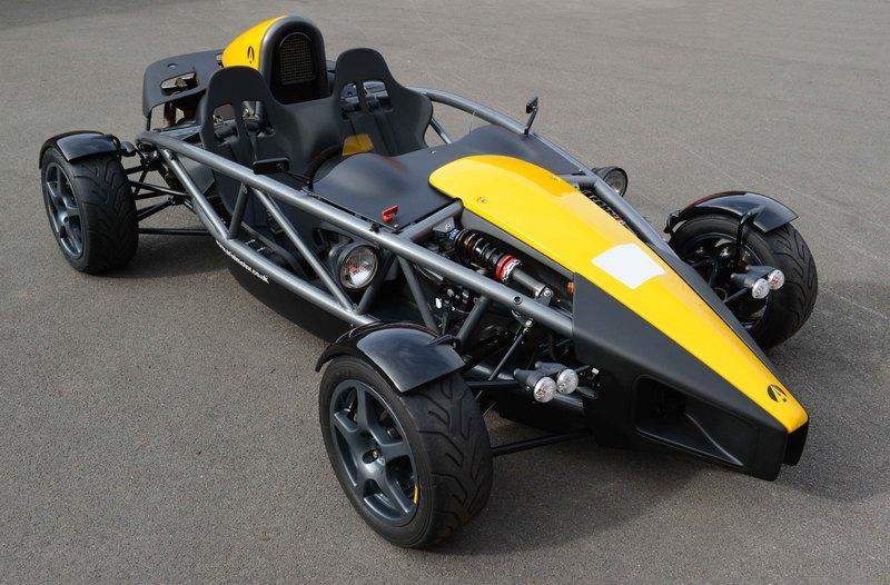 Ariel Atom 3,5 - 310 hk