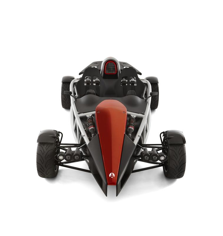 Racetaxi Ariel Atom